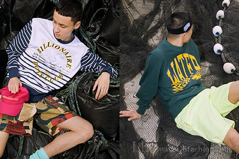 Billionaire Boys Club 2019 AW男装画册
